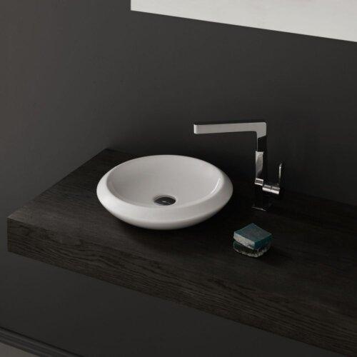 Мивка за баня More 42 см кръгла