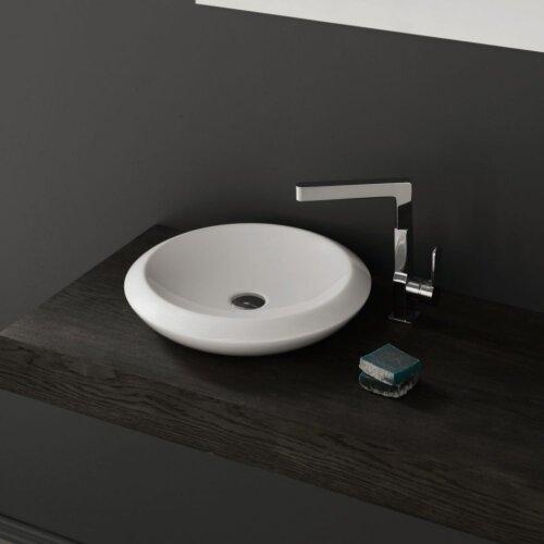 Мивка за баня More 48 см кръгла