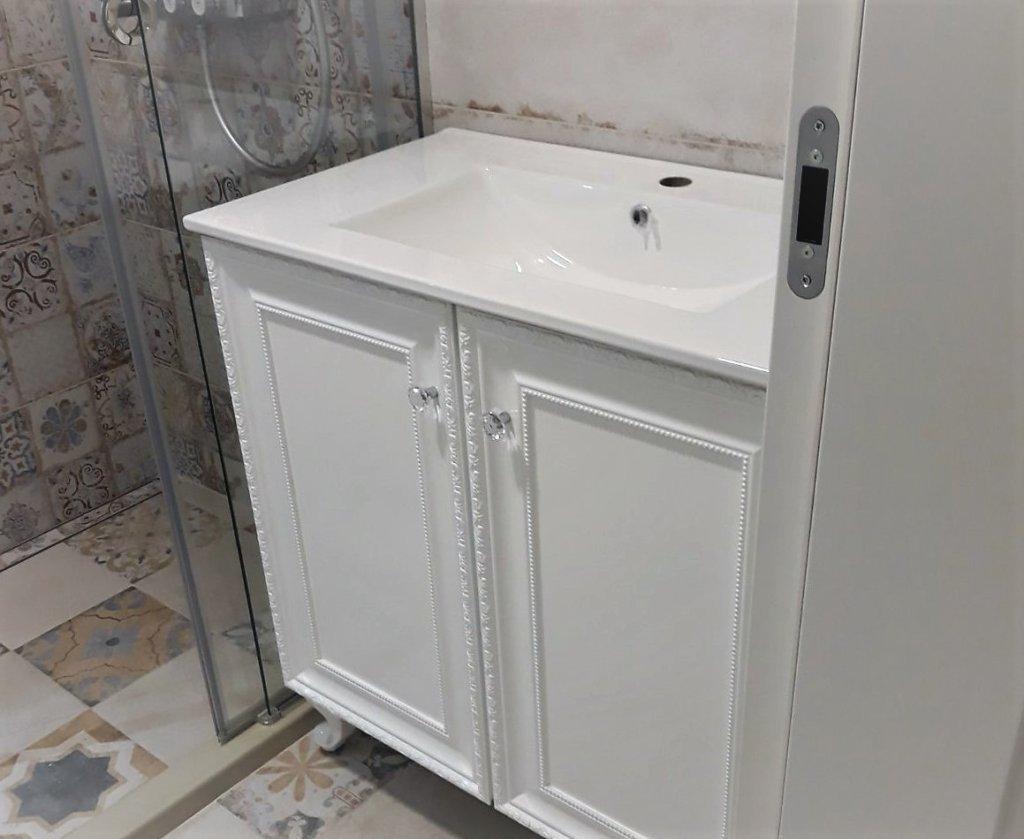 шкаф мивки за баня
