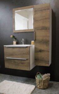 колона за баня с една врата