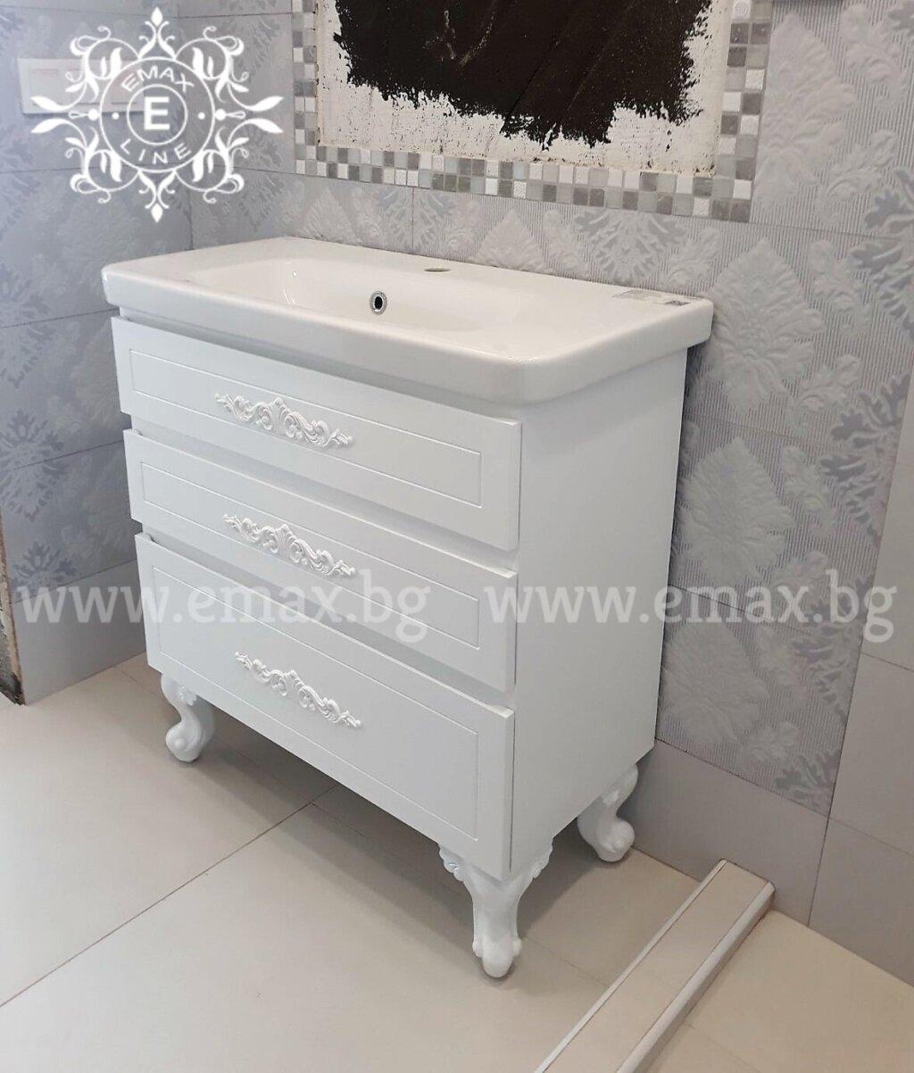 луксозен шкаф за баня Варна
