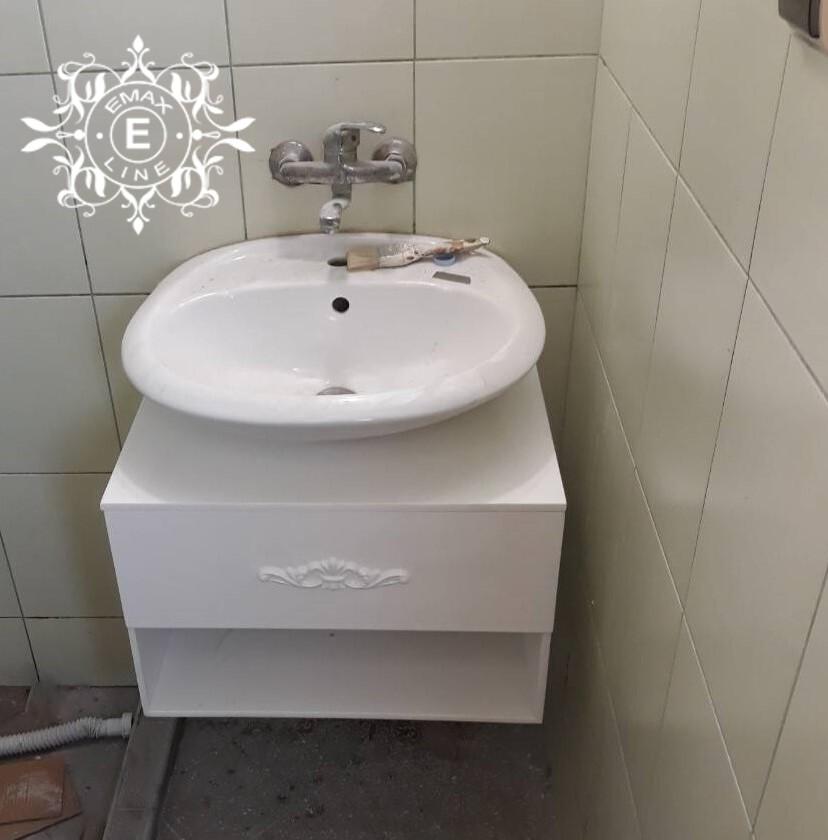 ПВЦ шкаф под мивка