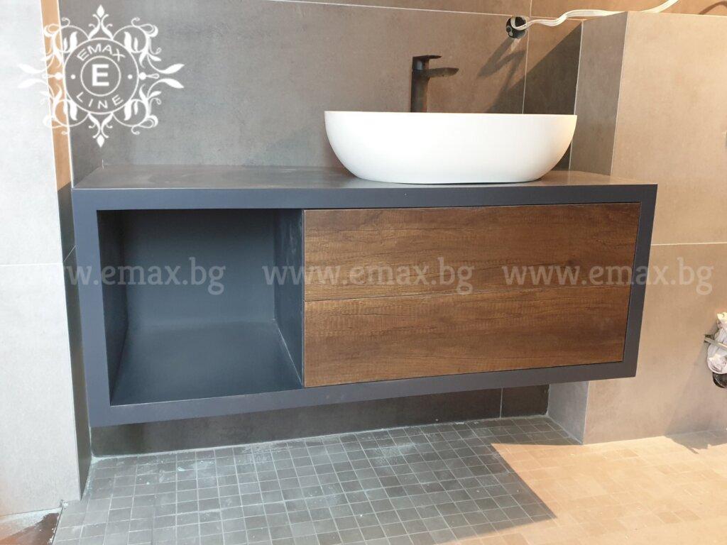 мебели за баня по поръчка Пловдив