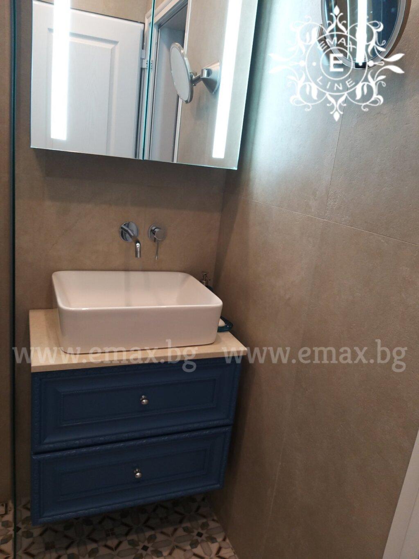 шкаф за баня по поръчка София