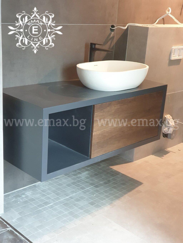 шкаф за баня по поръчка пловдив