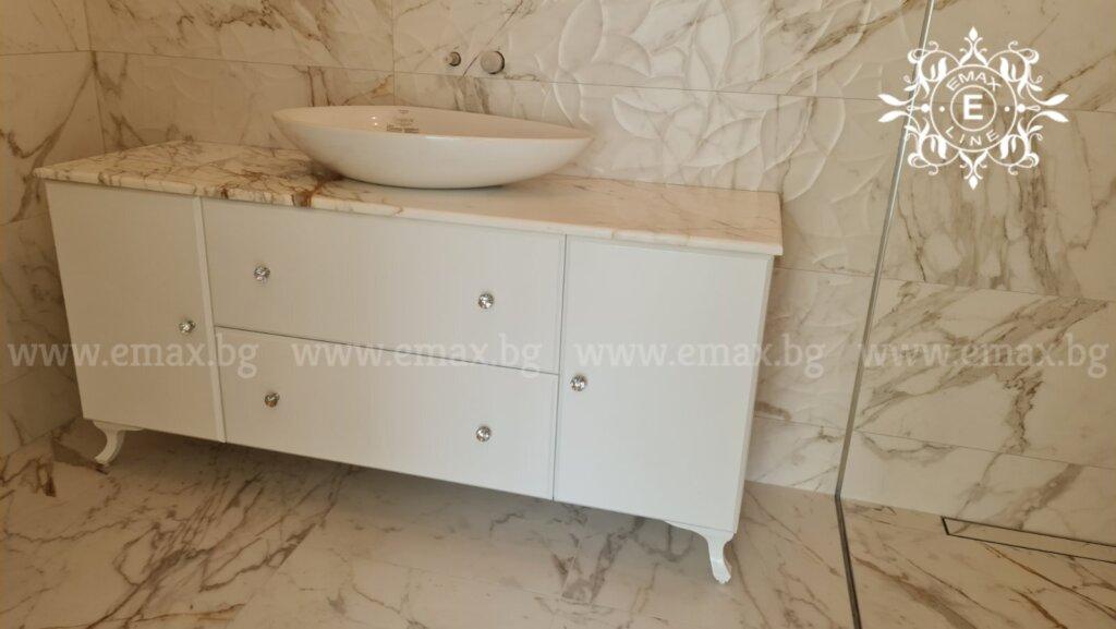 мебели за баня добрич