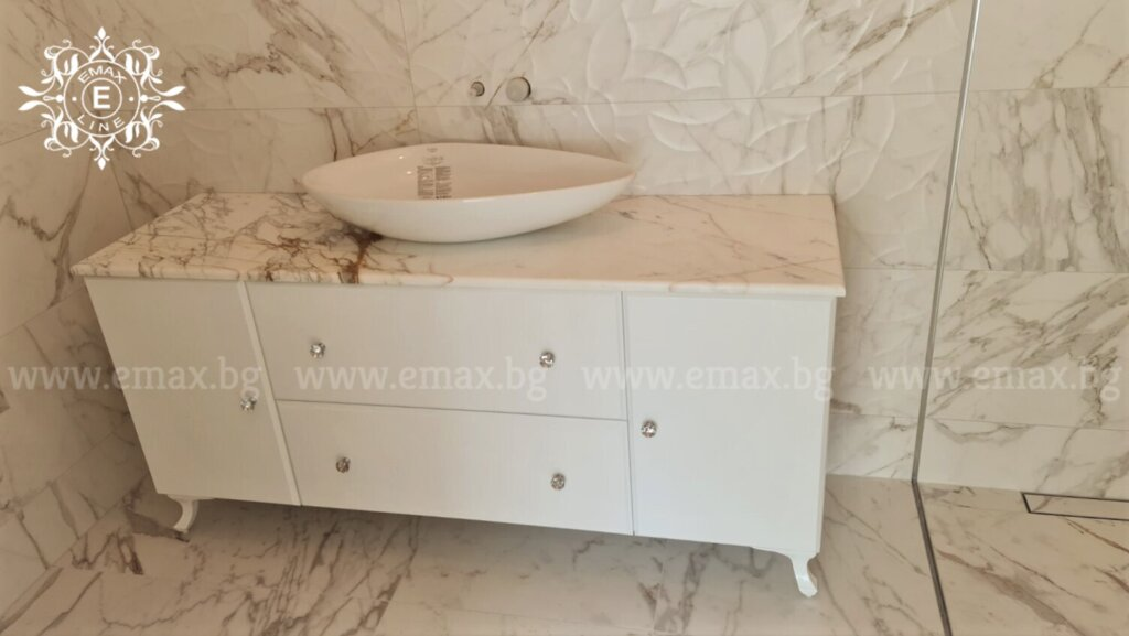 пвц мебели за баня добрич