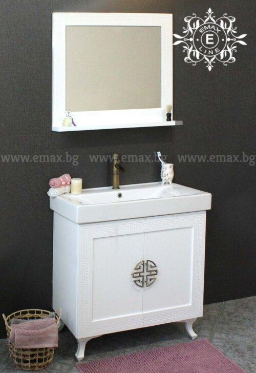 пвц мебели за баня версаче