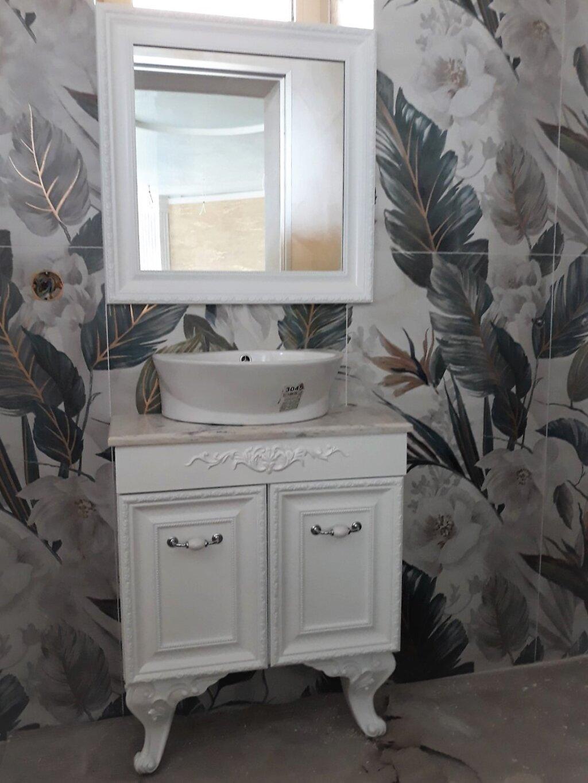 мебели идеи за малка баня