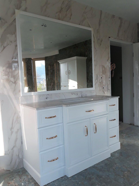 ретро мебели за баня по поръчка