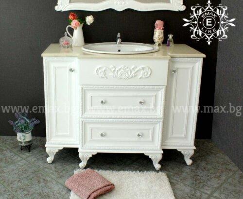 Ретро шкаф за баня Варна