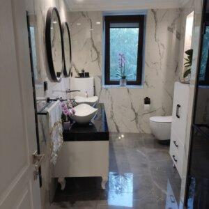 мебели за баня по размери